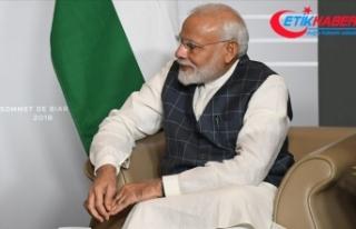 Hindistan Başbakanı Modi Keşmir konusunda ara bulucu...