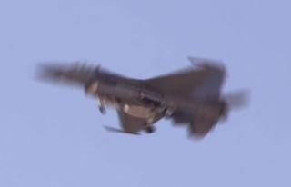 Hindistan'da savaş uçağı düştü