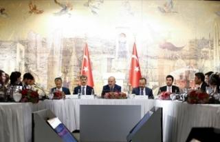 İçişleri Bakanı Soylu: Türkiye'nin göç...