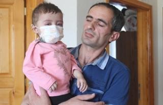 İlk nakli başarısız olan Asel bebek, tedavisine...