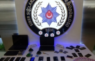 İnternet dolandırıcılarına operasyon: 14 tutuklama