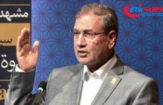 İran Hükümet Sözcüsü Rebii: İran Trump'ın...