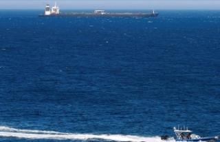 İran tankeri Cebelitarık'tan ayrıldı