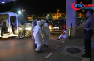 İzmir'de amonyak gazından zehirlenen 25 işçi...