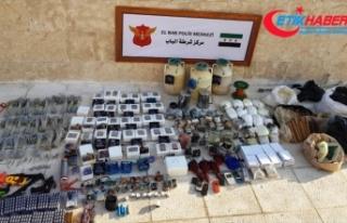 Jandarma ve MİT'ten Bab'da DEAŞ'a...