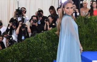 Jennifer Lopez Antalya'da