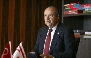 KKTC Başbakanı Tatar: Türkiye Doğu Akdeniz'deki...