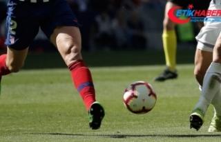 La Liga'da pazartesi maçlarına iptal kararı