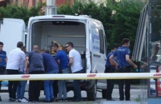 Maltepe'de otel odasında öldürülen şahsın...