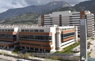 Manisa Şehir Hastanesi 9 ayda 1 milyon hastaya şifa...