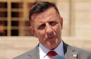 """MHP'li Hayati Arkaz: """"Türk'ün Mücadelesi..."""