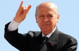 MHP Lideri Bahçeli'den İyi Parti'ye Gidenlere...