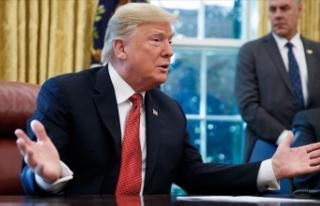 """Trump yönetimi Çinli firmaları ABD piyasasından..."