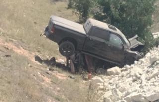Nevşehir'de trafik kazası: 2 ölü!