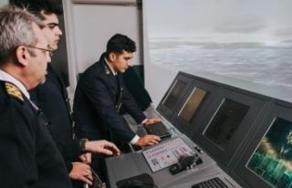 Öğrenciler denizcilik sektörüne tam donanım hazırlanıyor