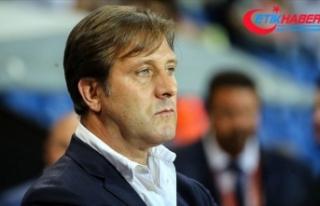 Olympiakos Teknik Direktörü Martins: Başakşehir...
