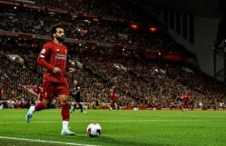 Muhammed Salah'tan Liverpool taraftarına övgü:...