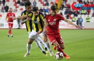Sivasspor, Cumhuriyet Kupası'nda Fenerbahçe'yi...