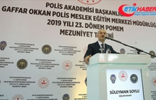 Soylu: 7 ayda PKK'dan 87 üst düzey terörist...