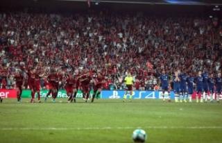 'Süper Kupa Finali 1 milyar liralık reklam...