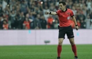 Süper Lig'de ikinci haftanın hakemleri açıklandı