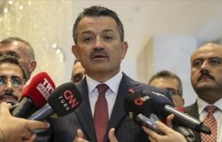 Tarım ve Orman Bakanı Pakdemirli: Bu uçaklar emniyetli...