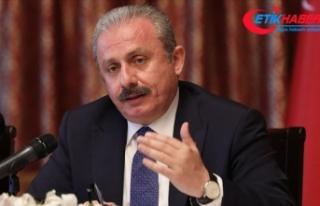 TBMM Başkanı Şentop: Türkiye bölgesel ve küresel...