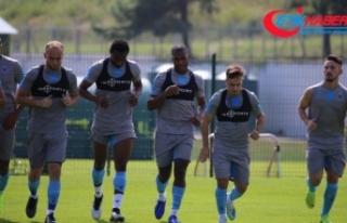 Trabzonspor'un yeni transferi Sturridge, takımla...
