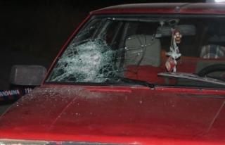 Trafik tartışmasında hamile kadın silahla yaralandı