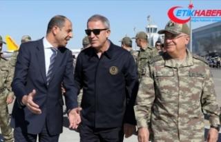 'Türkiye KKTC'nin hak ve menfaatlerini...