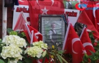 Türkiye'nin kalbine gömdüğü şehidi: Eren...