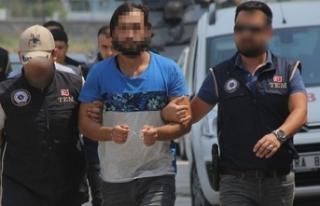 Türkiye'de eylem hazırlığında olan iki DEAŞ'lı...