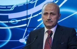 Ulaştırma ve Altyapı Bakanı Turhan: Kurban Bayramı...