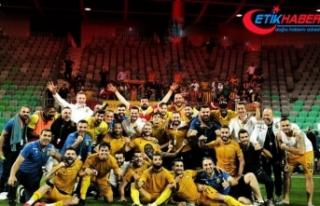 Yeni Malatyaspor, Partizan maçı hazırlıklarını...