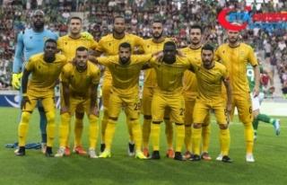 Yeni Malatyaspor'un UEFA Avrupa Ligi kadrosu...