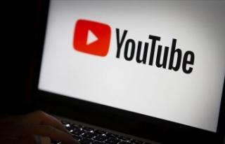 YouTube yanlışlıkla yüzlerce videoyu yayından...