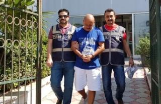 16 yıldır aranıyordu Antalya'da yakalandı