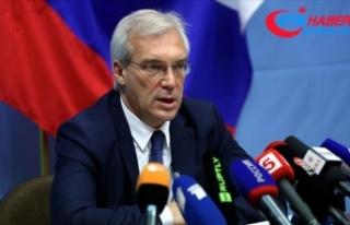 ABD füze denemesine Rusya'nın 'yanıtı'...