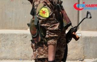 ABD ve YPG/PKK'dan 700 teröriste ortak eğitim