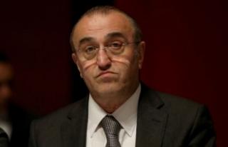 Abdurrahim Albayrak'a '6222' cezası