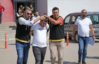 Adana'daki 4,8 milyon avroluk soygunun firarisi...