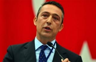 Ali Koç'a 30 gün hak mahrumiyeti cezası