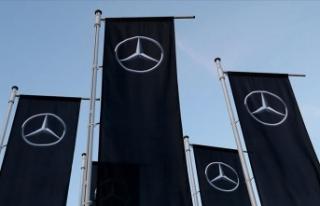 Alman otomobil devi Daimler'e 870 milyon avro...