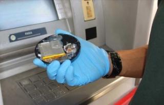 ATM kartı kopyalayanlara 'hayırsever hırsız'...