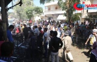 Azez ilçe merkezinde ikinci bombalı saldırı: 5...