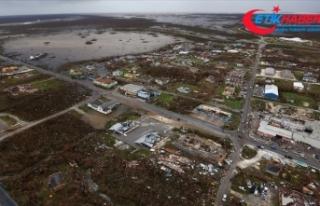 Bahamalar'da Dorian Kasırgası'nda ölenlerin...