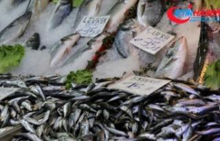 Balık fiyatları, beyaz eti solladı
