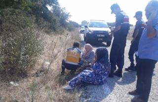 Balıkesir'de kaza: 3 yaralı