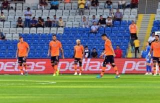 Medipol Başakşehir, Avrupa'da 23. maçına...