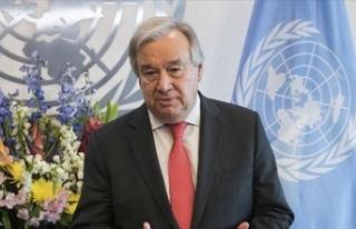 BM Genel Sekreteri Guterres ekim sonunda Türkiye'yi...